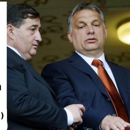 Mészáros Lőrinc megveszi a bicskei gyermekotthon kastélyát Orbán Viktornak. A gyerek menjen amerre lát, kastélyszálló épül ott a gazdagoknak.
