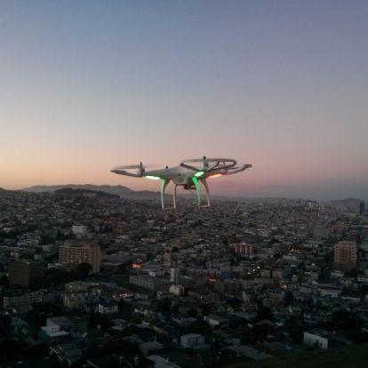 Megváltoztatják a világot a drónok