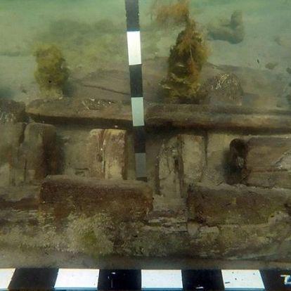 A krími háború idején elsüllyedt, 30 hordó aranyat szállító hajóra bukkanhattak