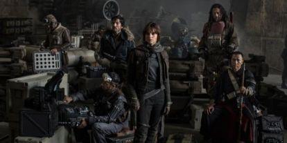 Filmkritika – Zsivány Egyes: Egy Star Wars történet