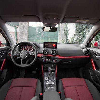 Ez lett AZ autó - Audi Q2 Design 1.4 TFSI S-tronic - 2016.