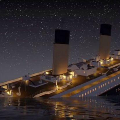 Nem a jéghegy volt a Titanic elsüllyedésének legfőbb oka