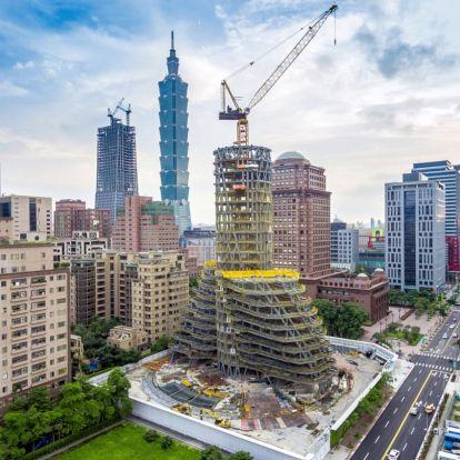 Oxigéntermelő lakóházak a jövő nagyvárosainak