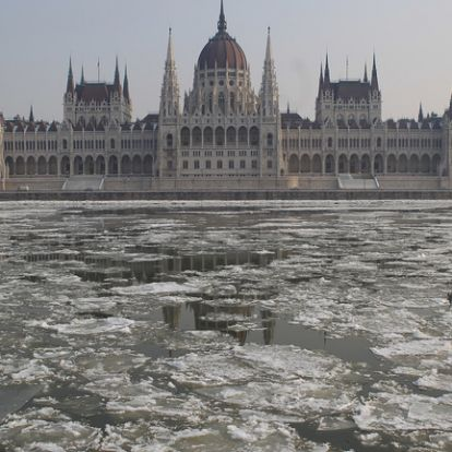 Többé már nem fagy be a Duna