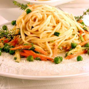 Zöldséges spagetti, egy kicsit másképpen
