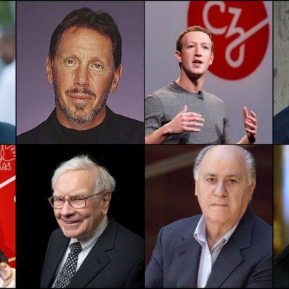 A leggazdagabb nyolc milliárdosnak akkora az vagyona, mint a világ szegényebb felének