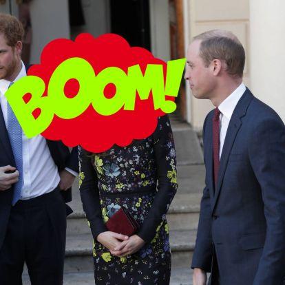 Katalin hercegnét úgy megondolálták, hogy csak na!
