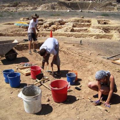 Ókori műtőt fedeztek fel Páfosz kétezer éves romjai között
