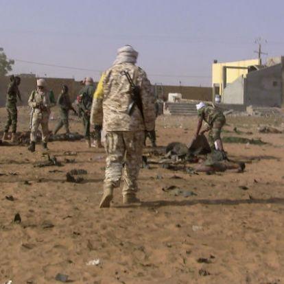 Öngyilkos merénylet Maliban: legalább 47 halott