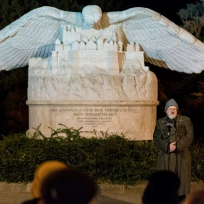 1956 veszprémi mártírjára emlékeztek – Brusznyai, a szelíd forradalmár