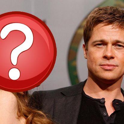 Brad Pitt máris egy híres hollywoodi színésznő oldalán?