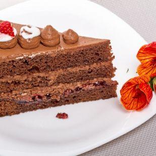 Puha csokis piskóta kávékrémmel töltve - Egy igazán kényeztető desszert