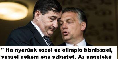 Akkor legyen olimpia, amikor a Fidesz igazat mond.