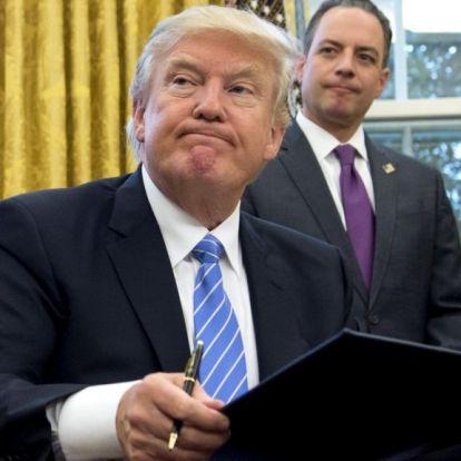 Trump megvonta a szövetségi forrásokat az abortuszt emlegető szervezetektől