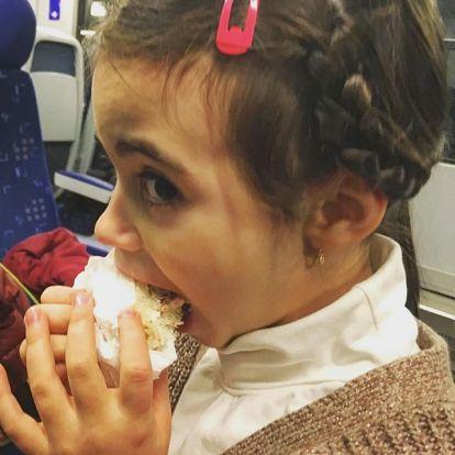 Amelie csodálatos utazása a vonaton #travellingwithkids #wonderfullifeofamelie
