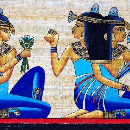Antik örömszerzés: Az ókori egyiptomiak bizarr vágyfokozóitól leesik az állad