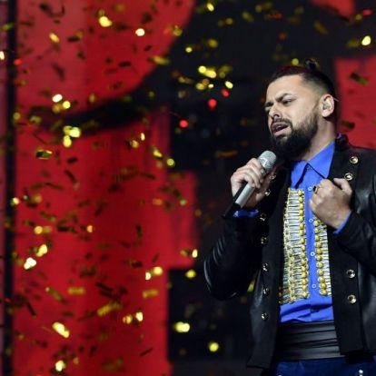 Pápai Joci magyarul fog énekelni az Eurovízión