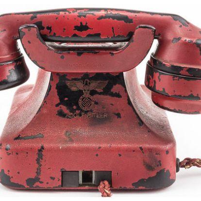 Negyedmillió dollárért kelt el Hitler Führerbunkerben használt telefonja