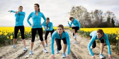 A futók mind egyformák