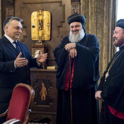 Kétmillió eurót ad a magyar kormány a szíriai keresztényeknek