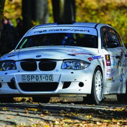 Újra lesz Salgó Rallye!