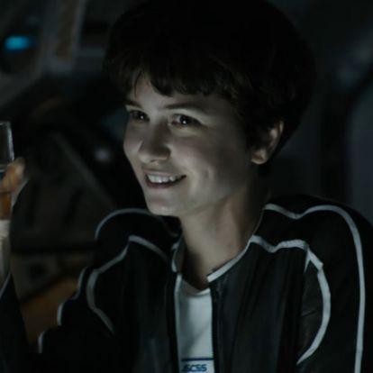 Bulizik egyet az új Alien-film legénysége, mielőtt megeszik őket