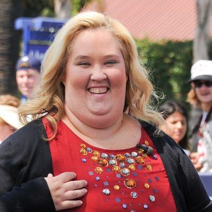 200 kilóról 36-os méretre fogyott Mama June