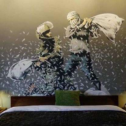 Art hotel nyílt Betlehemben