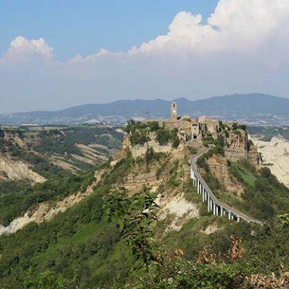 Civita di Bagnoregio, a haldokló város