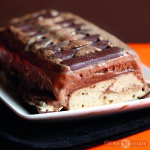 Macskanyelves charlotte recept - sütés nélküli sütemények, desszertek, édességek - Receptvarázs – receptek képekkel