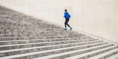 A legjobb kondigép: a lépcső