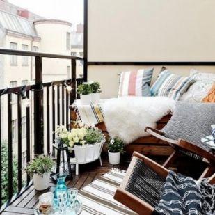 Apró erkély, valódi relax mennyország! - 12 csinos balkon