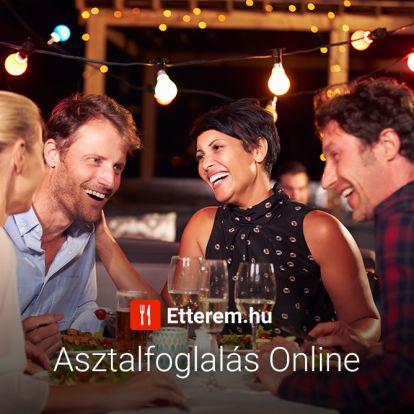 Már több mint 200 hazai étterembe foglalhatunk asztalt a neten is - Blans.hu