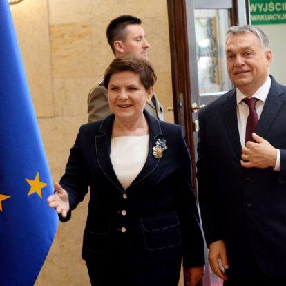 Orbán Viktor: közeledünk az ésszerű migrációs politikához Európában