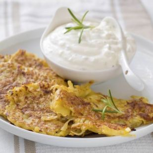 Rösti, a remek krumplilepény