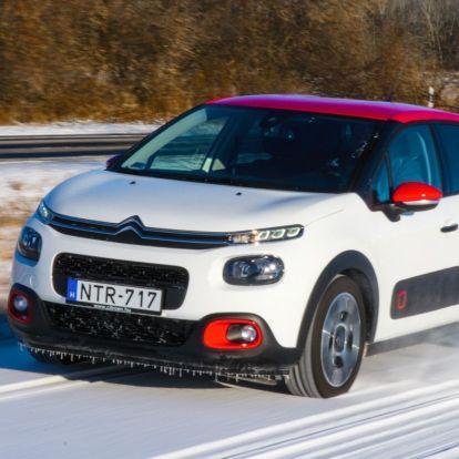 Egyedi ajánlat – Citroën C3 PureTech 82 teszt