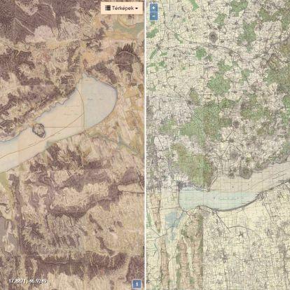 Ezen a térképen pontosan megnézheti, mi állt a háza helyén 250 éve