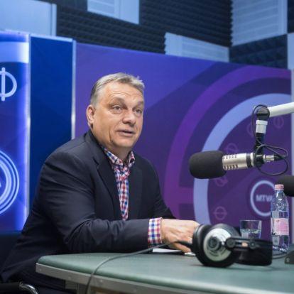 Orbán Viktor: hosszú időre biztosított a magyarok biztonsága