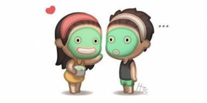 15+1 megható és cuki illusztráció, ami megmutatja, hogy milyen is az igazi szerelem