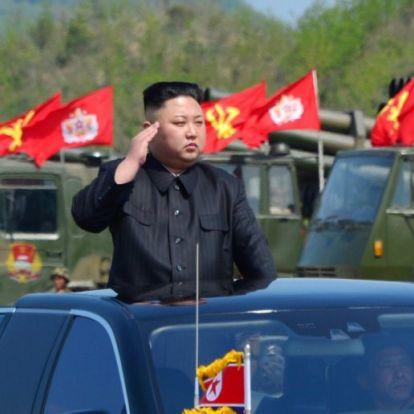 Japán kormány: Tíz perced van, ha Kim Dzsong Un megnyomja a gombot