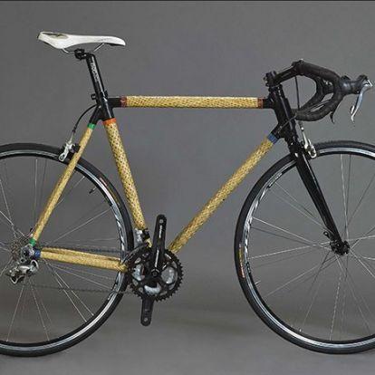 HERObike – a bambuszvázas kerékpár