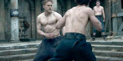 Arthur király: A kard legendája filmkritika