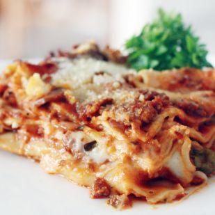 Heti recept: Lasagne, ahogy én készítem