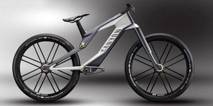 A gravitációra épít a Canyon Orbiter városi e-bicikli