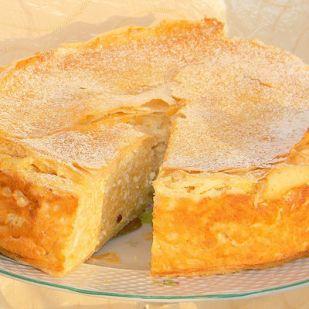 Vargabéles torta