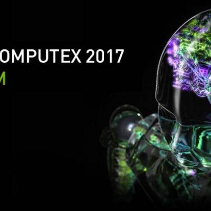 Computex 2017: Jövő héten indul a Félév Show-ja