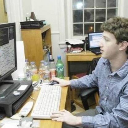 Nem robbantott bankot Zuckerberg ZuckNet chathálózata
