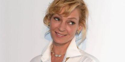 Ki ez a srác? Uma Thurman ritkán látott fia anyukájával vonult Cannes vörös szőnyegén