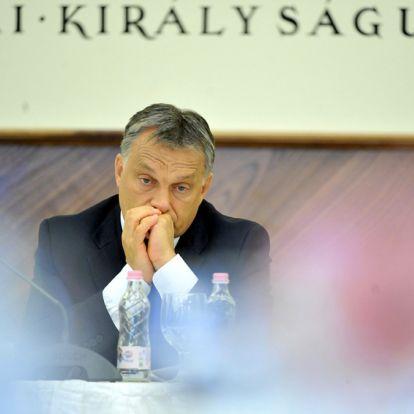 Orbán hatalmasat zuhant a magyarok szemében