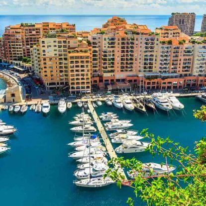 Ha már nagyon tele van a pénztárcád, irány Monte-Carlo!